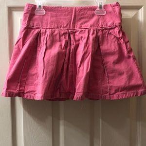 Gymboree Girls Pink Skirt